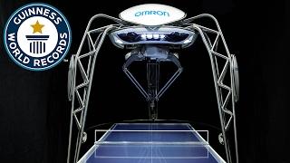オムロン卓球ロボット
