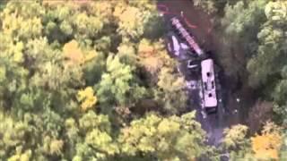 ボルドー事故バス