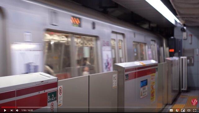 都営地下鉄ホームドア