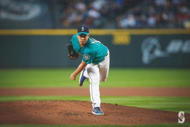 菊池雄星MLB初登板