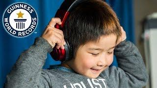 最年少DJ日本人
