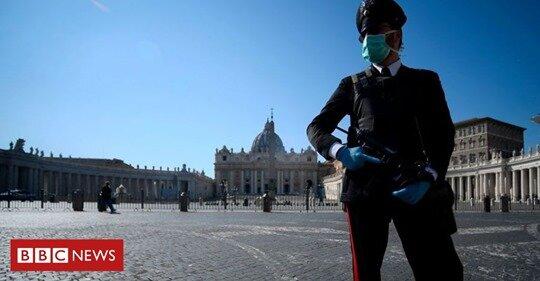 イタリア死者コロナ中国BBC