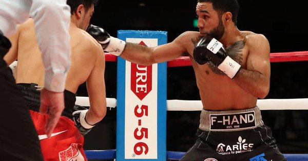 ボクシング ネリ