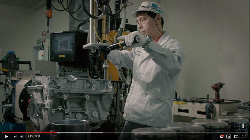 日産GTRエンジン匠