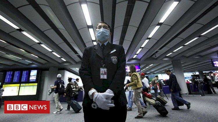 中国インフルエンザSARS疑惑_BBC