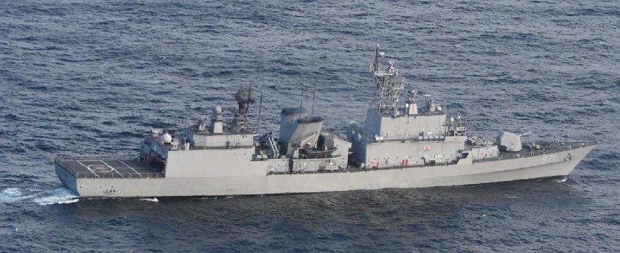 クァンゲト・デワン級駆逐艦