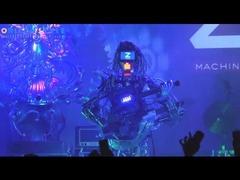 全員ロボットのバンドZ-MCHINES
