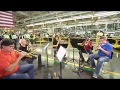 フォード工場デトロイト交響楽団