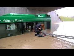 スウェーデン洪水