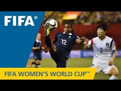 W杯フランス韓国