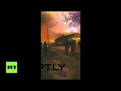 イギリス花火工場爆発