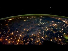 ISS地球
