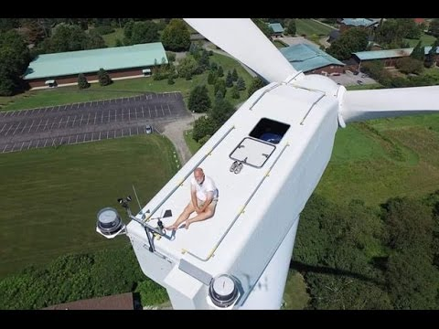 風力発電メンテナンス