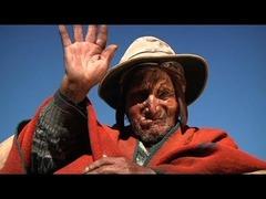 123歳ボリビア男性