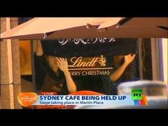 オーストラリア人質テロ
