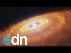 惑星アルマ望遠鏡