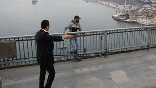 自殺阻止トルコ大統領