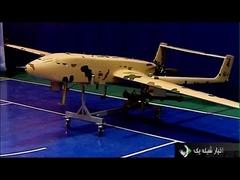 イランの無人機