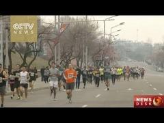 平壌マラソン