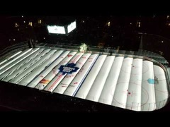 On-Ice-Projection
