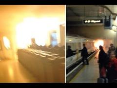 ロンドン火災