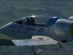 エアバス電動飛行機