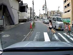横断歩道の危険