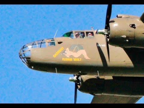 B-25ラジコン