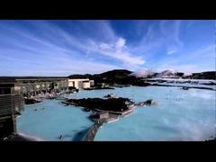 アイスランド温泉ブルーラグーン