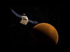 火星探査機メイブン