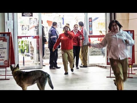 チリ地震9月17日