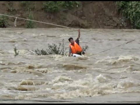 中国洪水救助