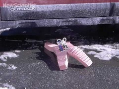ゴム状ロボット
