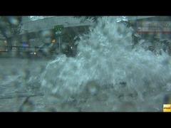 北九州の豪雨2