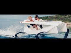 水中翼船型水上バイク