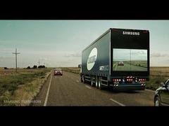 サムソン透明トラック