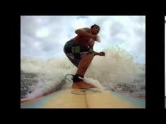 台風16合サーフィン