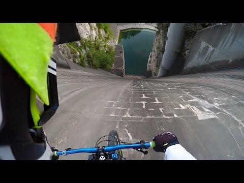 ロードバイク60mダム