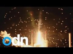 アルゼンチンの人工衛星