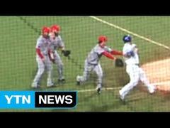 韓国プロ野球タッチ