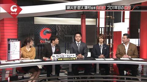 ムチマキ 森麻季 と 澤村拓一 巨乳女子アナ6