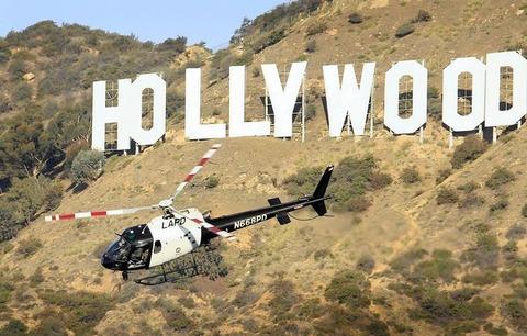 ハリウッドサイン」下で切断された頭部と手見つかる