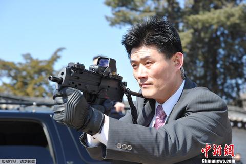 【韓国】大統領 美人 ボディーガード 嫌韓 2
