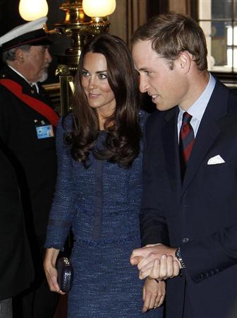 英国 キャサリン妃 結婚 1年 a