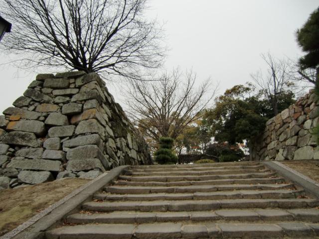 058岡山城20101130 CIMG5522