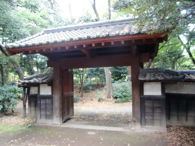 1306水戸藩上屋敷20101121 CIMG4303