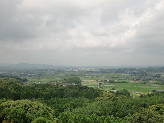 901鞠智城20110809 CIMG2818