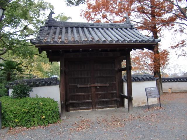 058岡山城20101130 CIMG5536