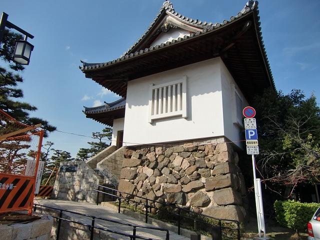 182岸和田城20120330 CIMG1550