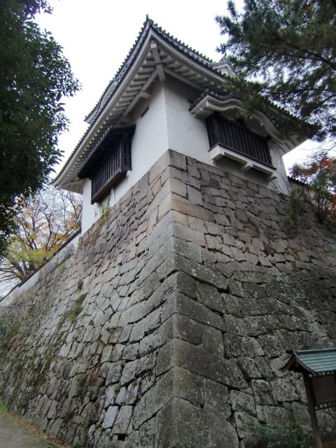 058岡山城20101130 CIMG5475